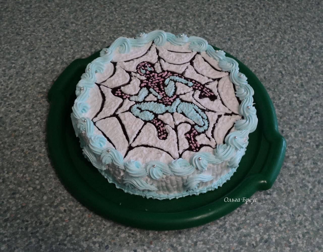 Еще один детский тортик