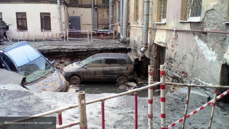 В Петербурге заживо сварились двое молодых людей: возбуждено уголовное дело