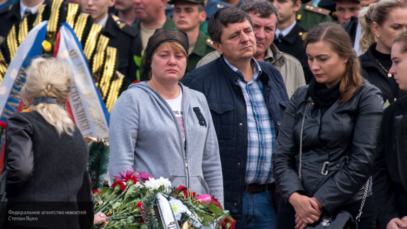 В субботу в Челябинске похоронят студента, погибшего в Керчи