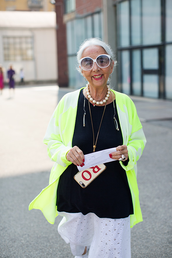 On the Street….Rossana, Milano