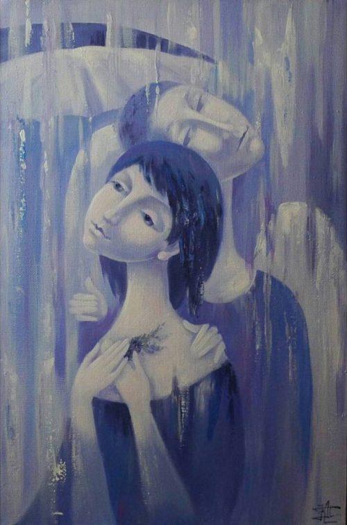 художник Кира Панина картины – 14