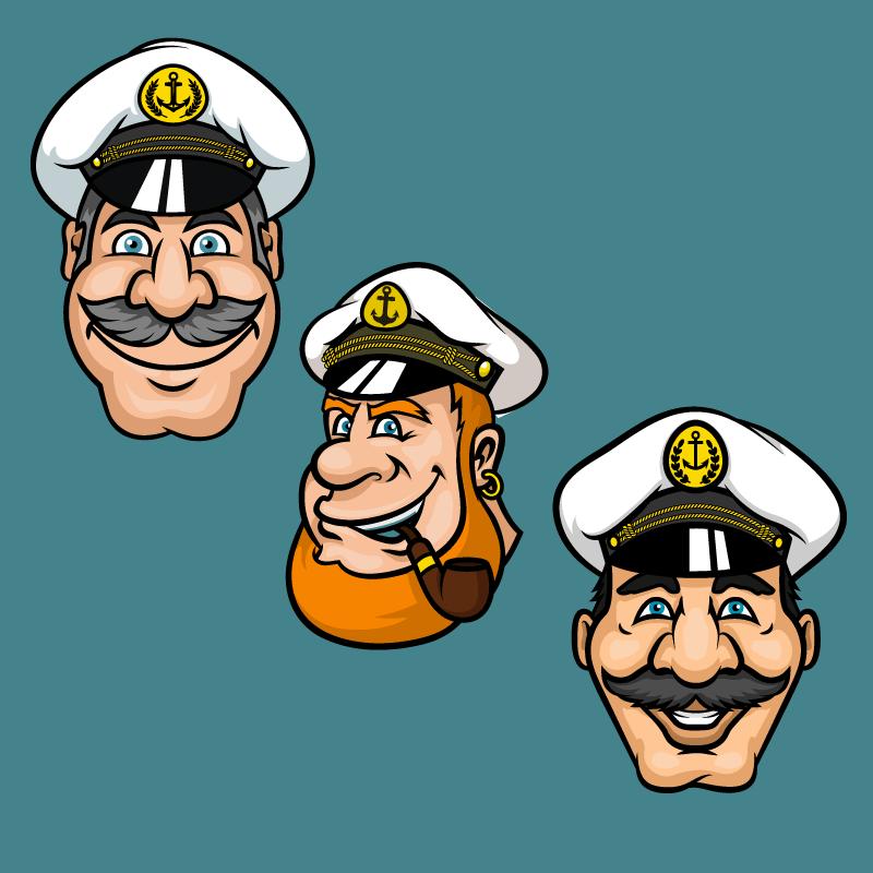 Прекрасным днем, смешные картинки капитана