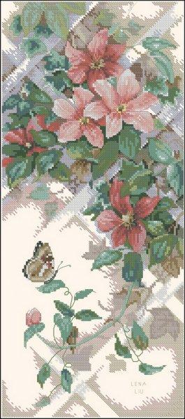 Набор для вышивания DIMENSIONS арт.DMS- 13686 (18х41 см)