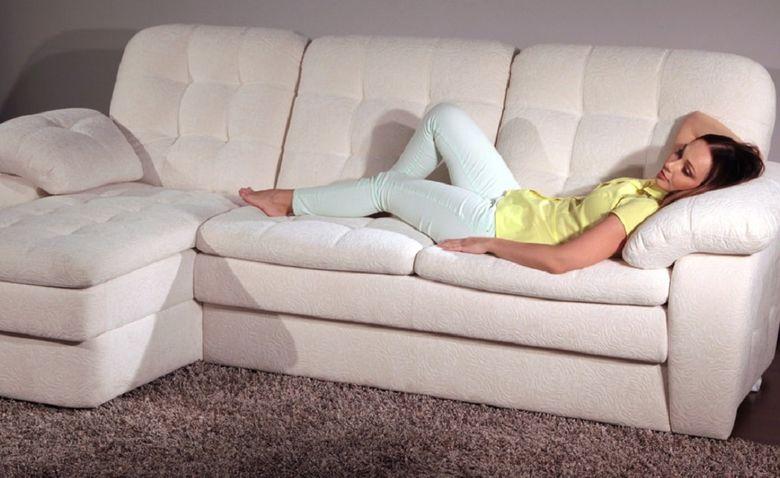 Выбираем материал для дивана