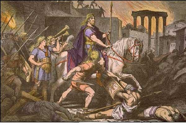 ОДИССЕЯ ВАРЯЖСКОЙ РУСИ. ПЕРВОЕ ЗАБЫТОЕ РУССКОЕ КОРОЛЕВСТВО. (Продолжение 2.) Готов, время, Фродо, Дании, говорит, этого, Готам, когда, только, которые, Траяна, который, Скандии, следует, острова, Истории, север, Эрманарика, имена, князь