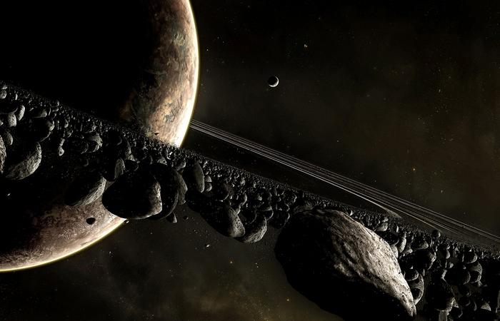 Любопытные космические факты о Сатурне