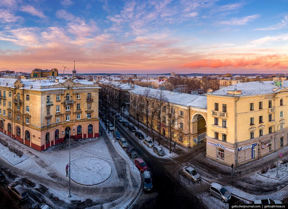 Карелия петрозаводск фото оседания