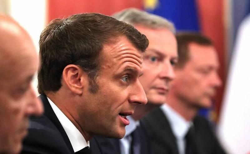 Макрон: Русские должны уйти из Ливии как можно скорей Новости