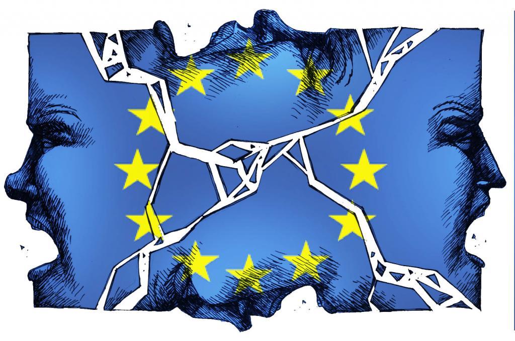 Распадающаяся Европа: кто виноват в её «благополучии» (ВИДЕО)