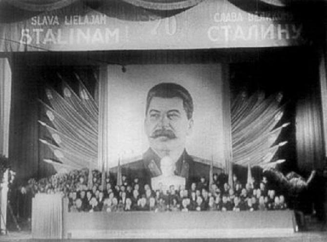 Кто и зачем дарил Сталину женские чулки история,курьезы,общество,СССР