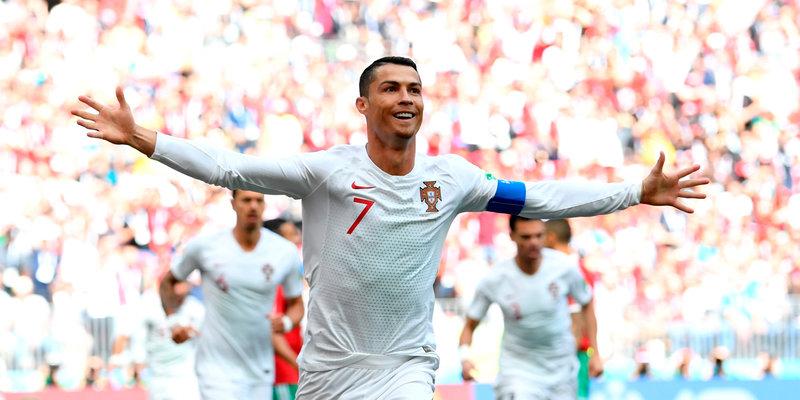 Роналду принес сборной Португалии первую победу на ЧМ-2018