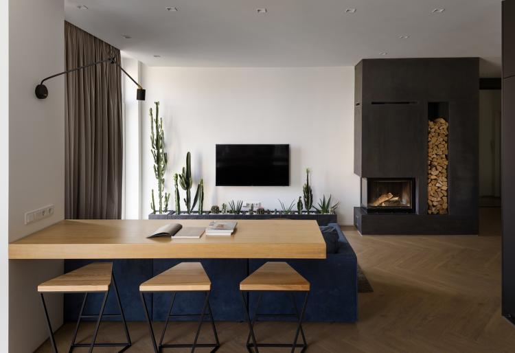 Апартаменты творческой семьи