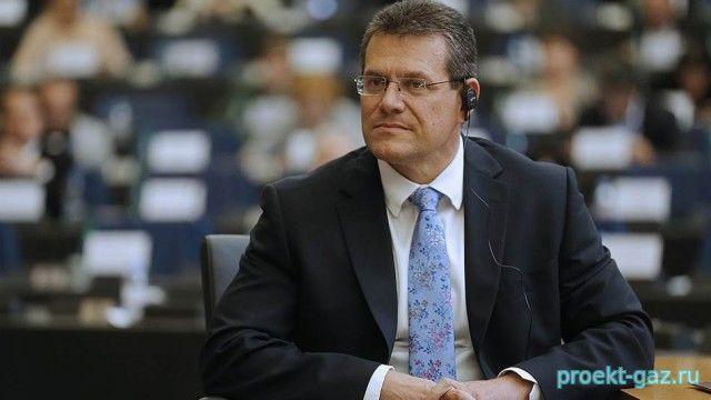 Брюссель мало интересуют интересы России при транзите российского газа в ЕС