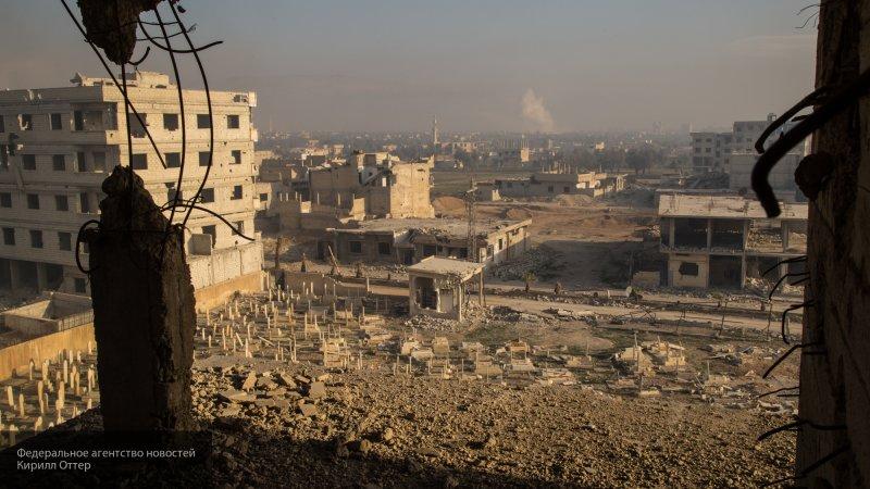 Курдская автономная администрация договорилась с Дамаском о размещении сирийских военных