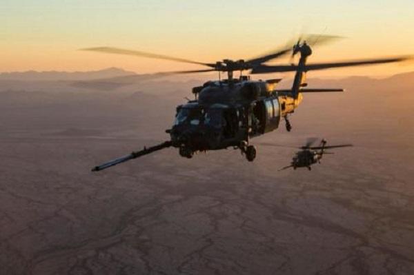 В Ираке разбился вертолет американского спецназа