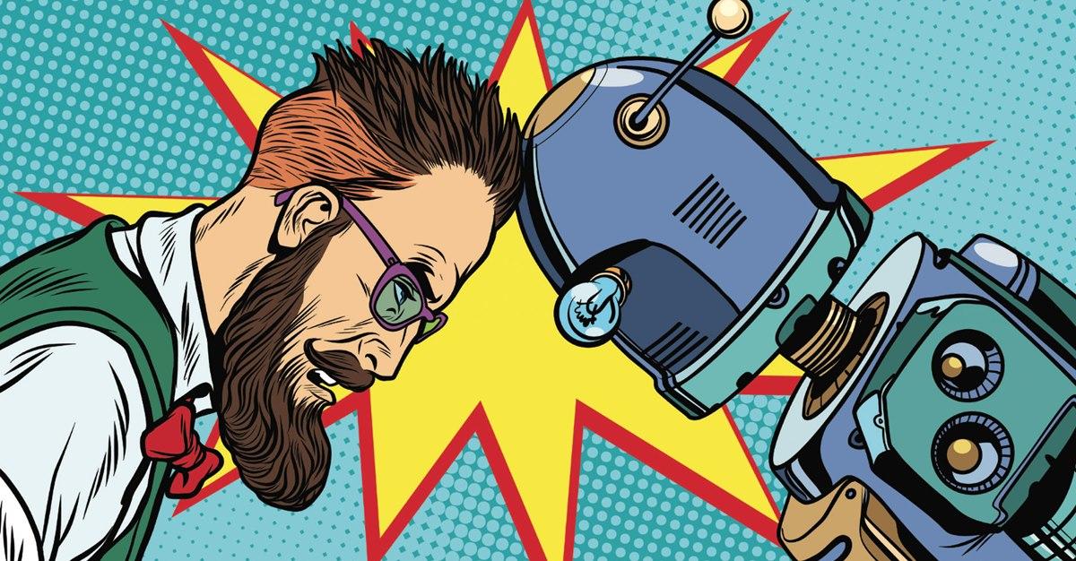 Творчество VS Роботы: как искусственный интеллект повлияет на рынок медиа