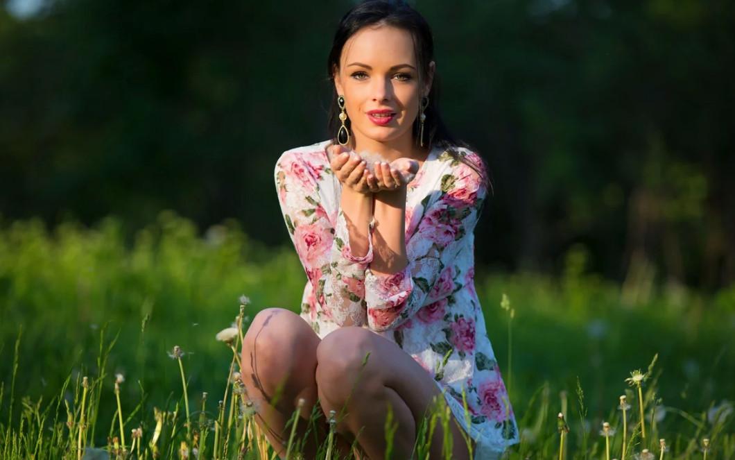 Женское настроение  и сто красивых фотографий