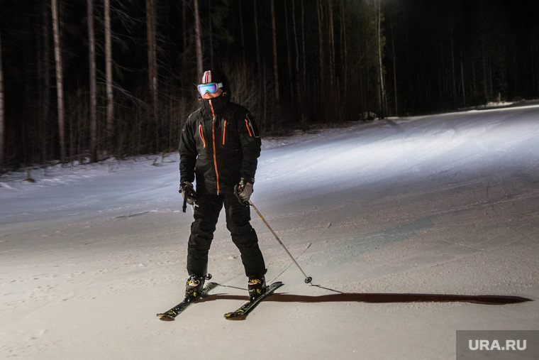 Российские горнолыжники поедут на Олимпиаду в Пхенчхан