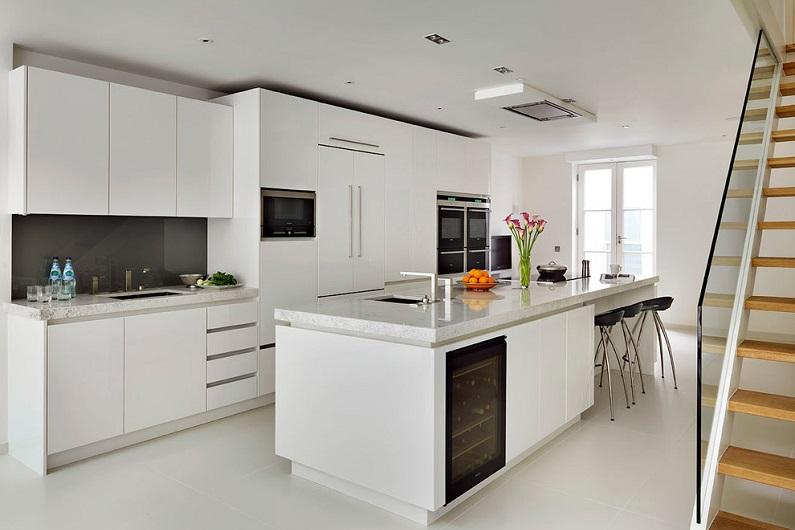 Кухня в стиле модерн: как оформить, основные черты