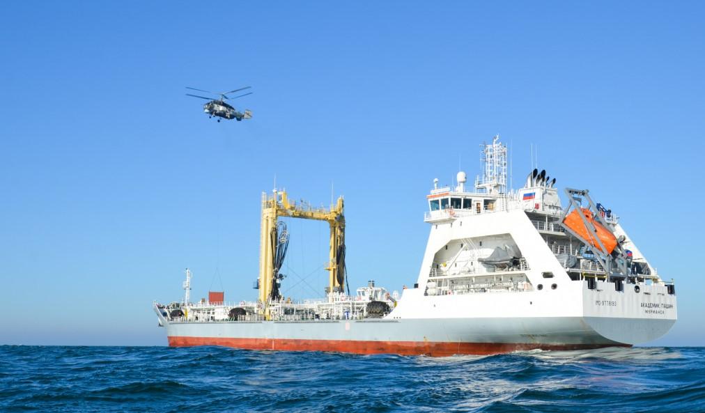 Флот танкеров поможет развитию инфраструктуры Арктики Арктика,ВМФ РФ,Россия,северный флот,танкеры