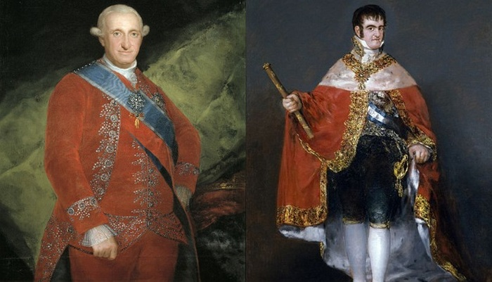 Сыновья великих монархов, на которых отдохнула природа