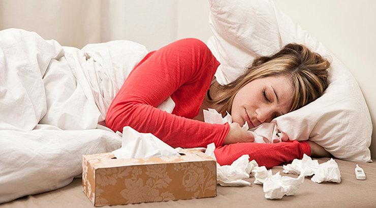 Десятка мифов о простуде