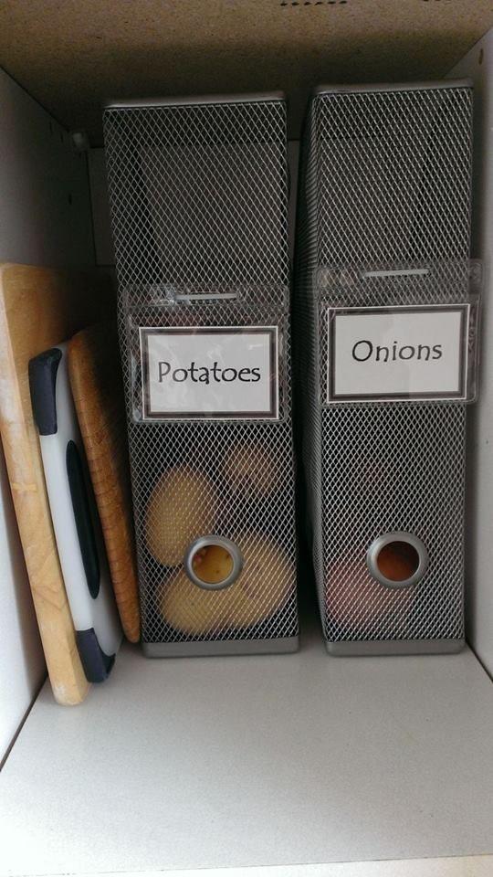 Идеи хранения для маленькой кухни
