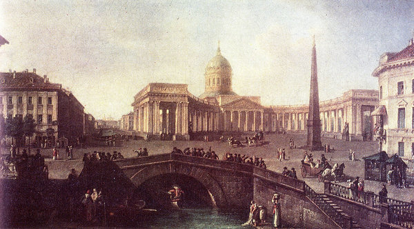 Тайнам Санкт-Петербурга нет :о) Загадочный обелиск и руины