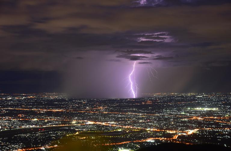 Попадает ли молния дважды в одно место?