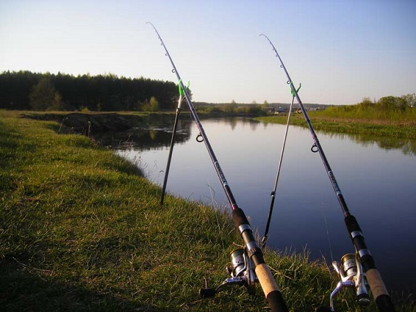 Рыболовные снасти для открытой воды