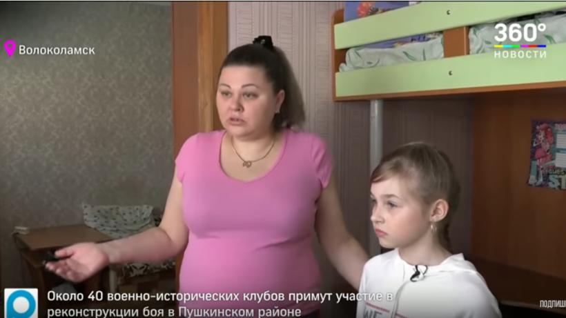 Мама девочки из Волоколамска мечтает, чтобы немцы сожгли Москву (видео)