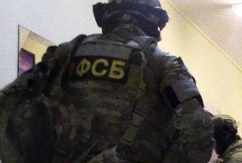 В Калуге у задержанной банды нашли взрывные устройства и символику «Артподготовки»