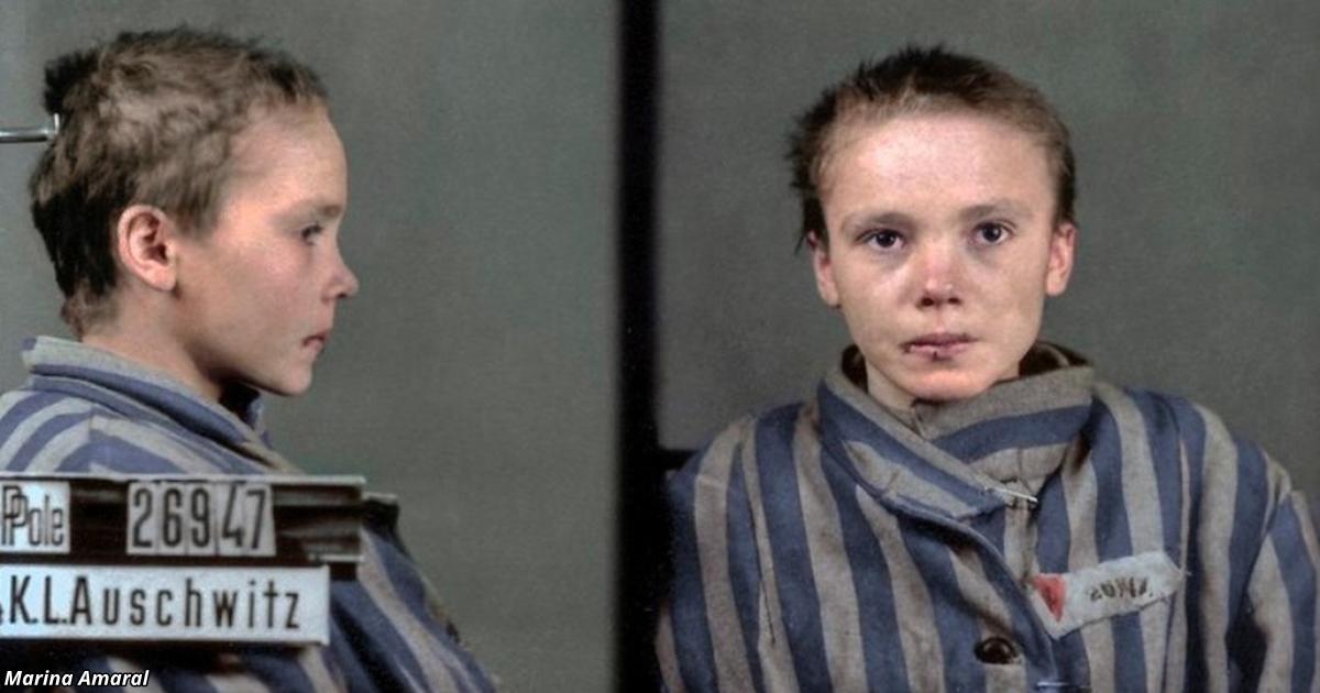 Почему фото этой 14-летней девочки, убитой в Освенциме, - такие особенные