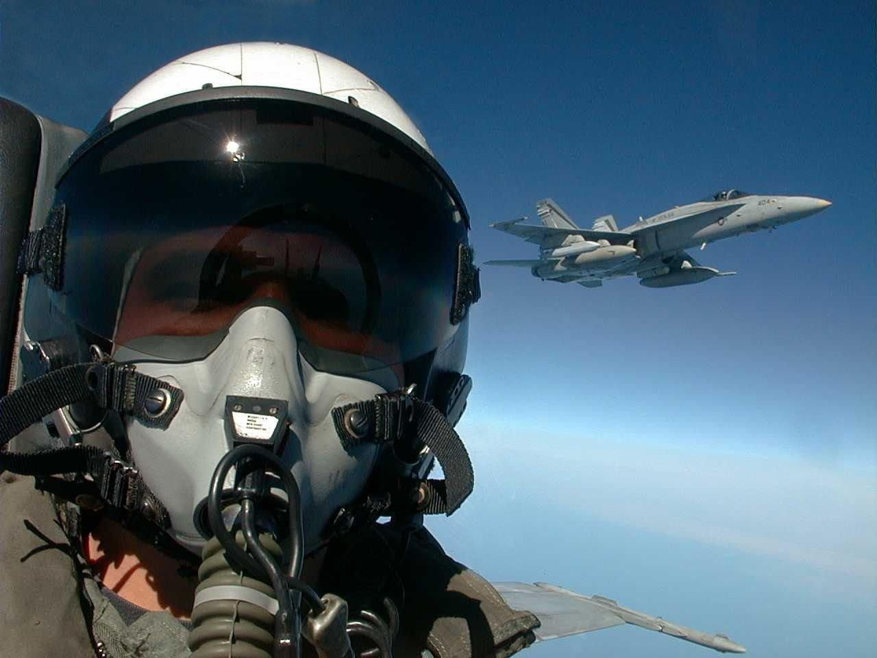 фото пилотов истребителей присущ