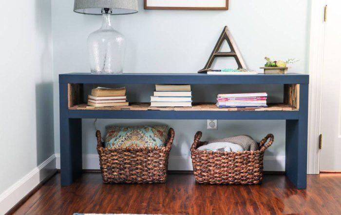 Идеи, как при помощи старых вещей обновить домашний интерьер