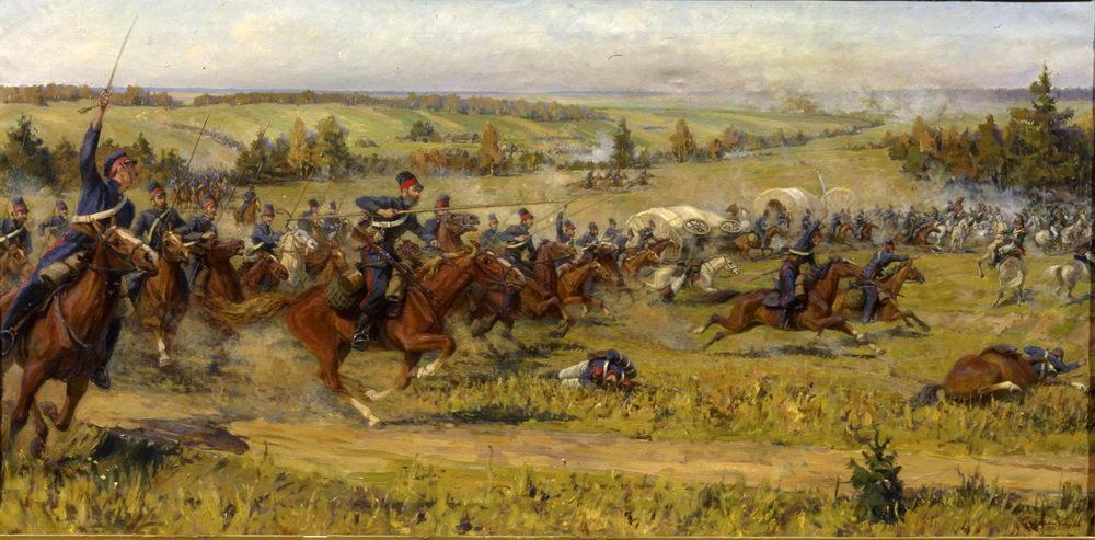 Астраханское казачество. Славный 1812-й.