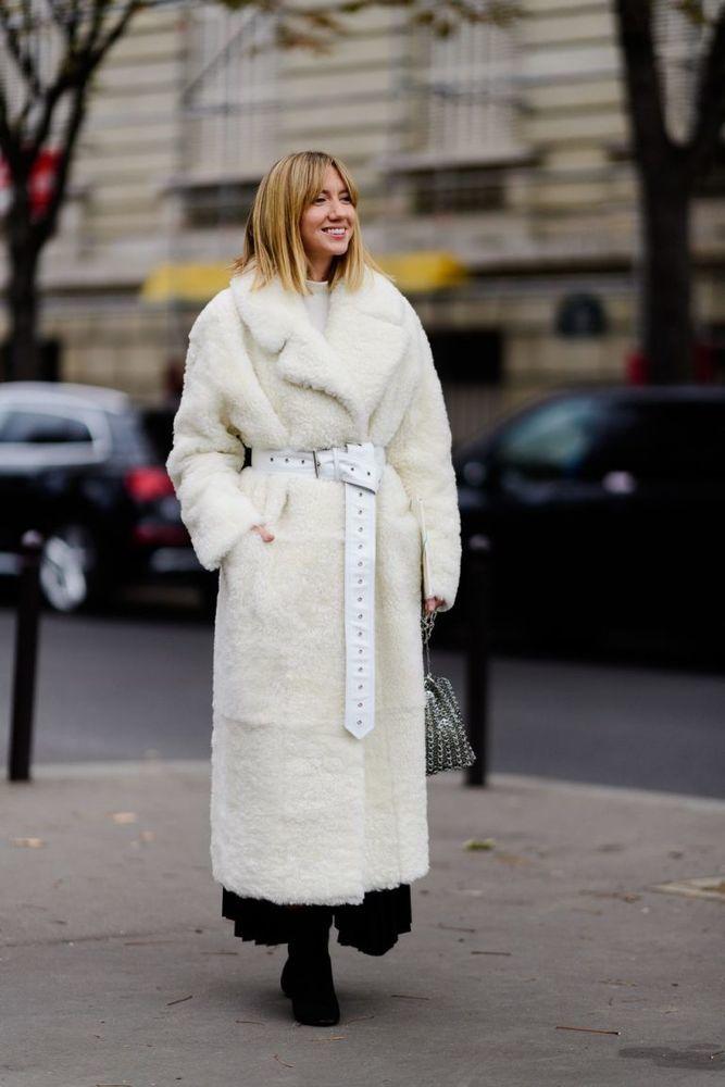 Как носить белое, когда холодно: 9 впечатляющих образов, фото № 3