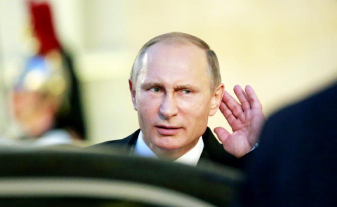 Тайное оружие Путина: Советская технология «управления разумом»