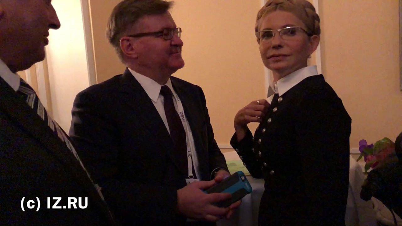 Захарова приперла Тимошенко к стенке: мюнхенский разговор с послом России — не выдумка