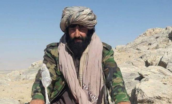Уничтожен «главный шариатский палач моджахедов» южного Афганистана