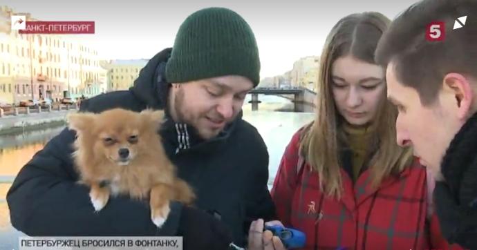 В Петербурге молодая семья р…