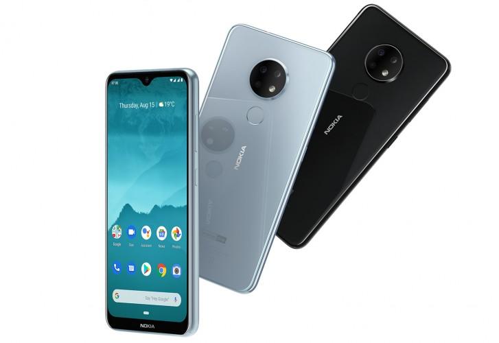 IFA 2019: HMD Global представила смартфон Nokia 7.2 с тройной камерой на 48 Мп и «звонилки» Nokia 110, Nokia 2720 Flip и Nokia 800 Tough