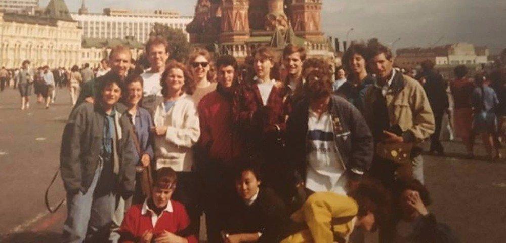 Американец Майкл Бом: я очень рад, что выбрал «особый» путь, связанный с Россией