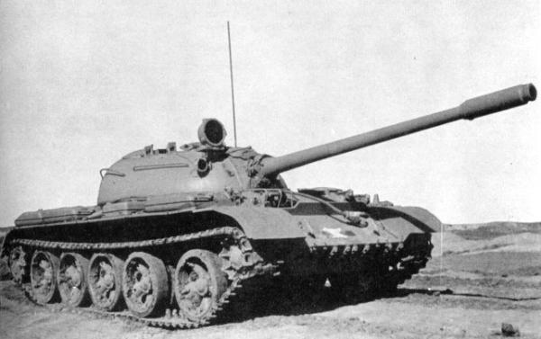 Стальной ужас у Ла-Манша: почему Европа больше всего боялась советского танка Т-55
