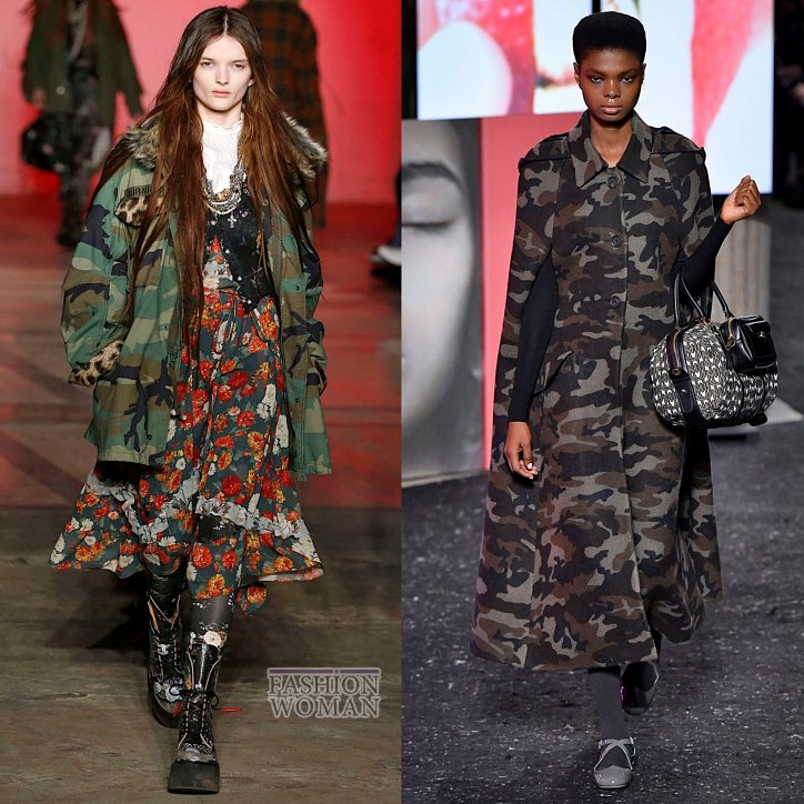 Модные принты осень-зима 2019-2020 фото №41