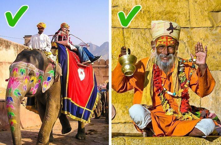 16 интересных фактов об Индии, которые полезно знать туристу