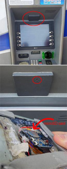 Ловушки с банкоматами, которые приводят к потере денег uncategorized