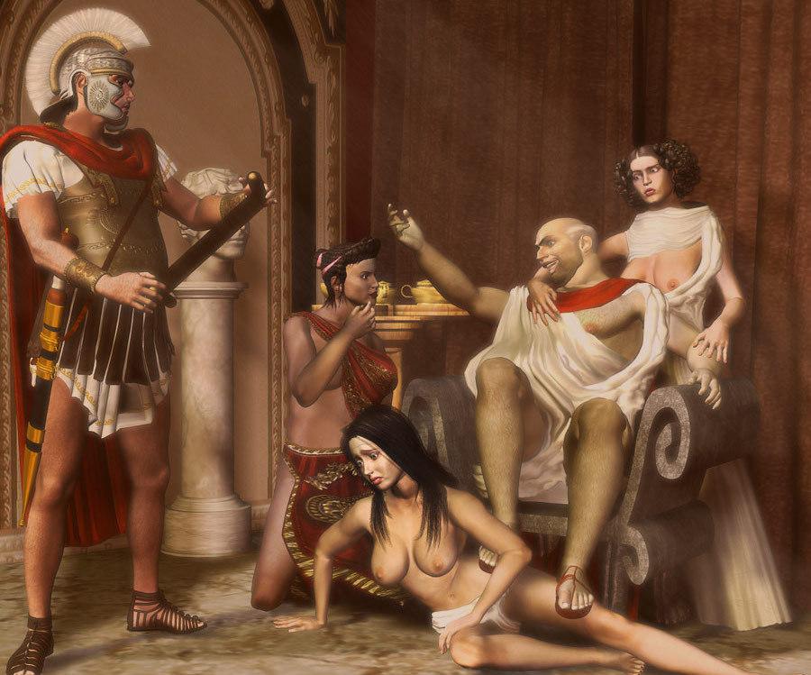 проститутки древнеримские