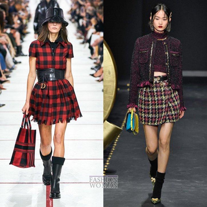 Модные принты осень-зима 2019-2020 фото №6