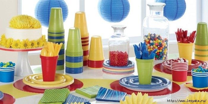 Как правильно выбирать одноразовую посуду и пользоваться ей, чтобы не нанести вред здоровью!